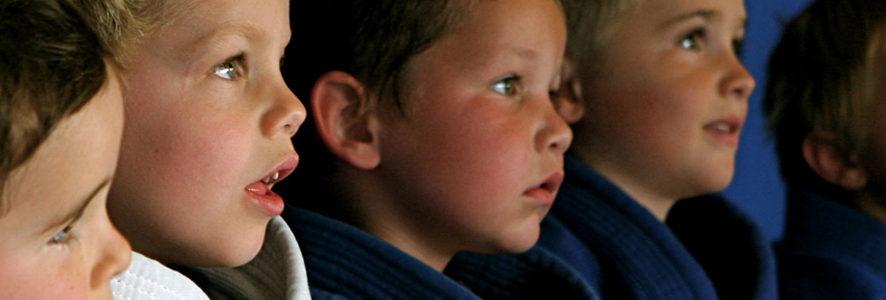 Proč je grappling perfektní bojové umění pro děti?